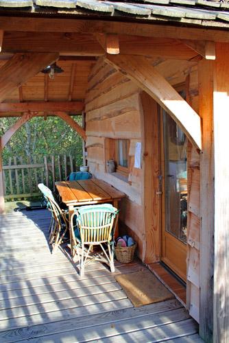 Accueil chambre d 39 h tes cabane perch e cabane dans les - Chambre d hote dans les arbres ...